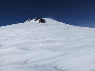 Summit of Basin Peak