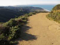 Fire Road to Montara Mountain
