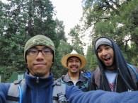 Me, Jon, and Luis