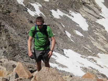 Lance Summiting