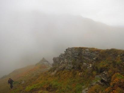 Entering Fog
