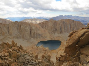 Lakes in the Whitney Zone