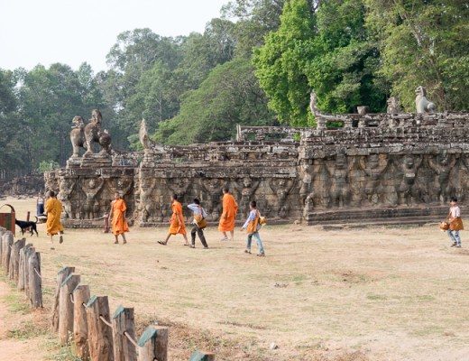 Siem Reap and the Reality Behind My Visit to Angkor Wat (Through Photos) - Trailing Rachel