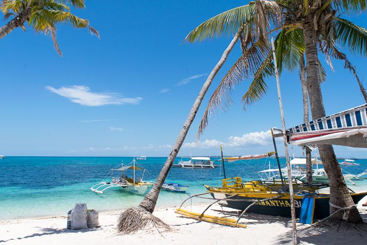 A Week in Malapascua - Trailing Rachel