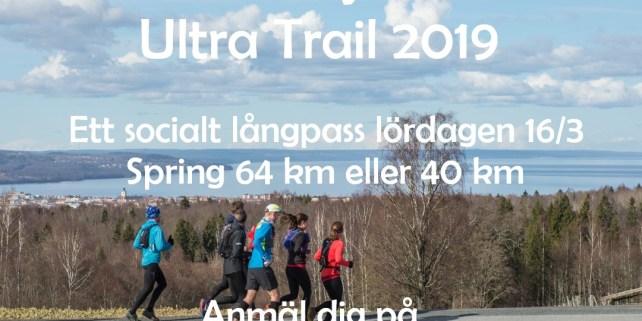 Anmälan VätterVyernas Ultra Trail 2019