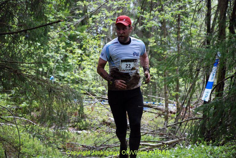 Vilden X-trail 2015 – Konsten att hitta bra ryggar
