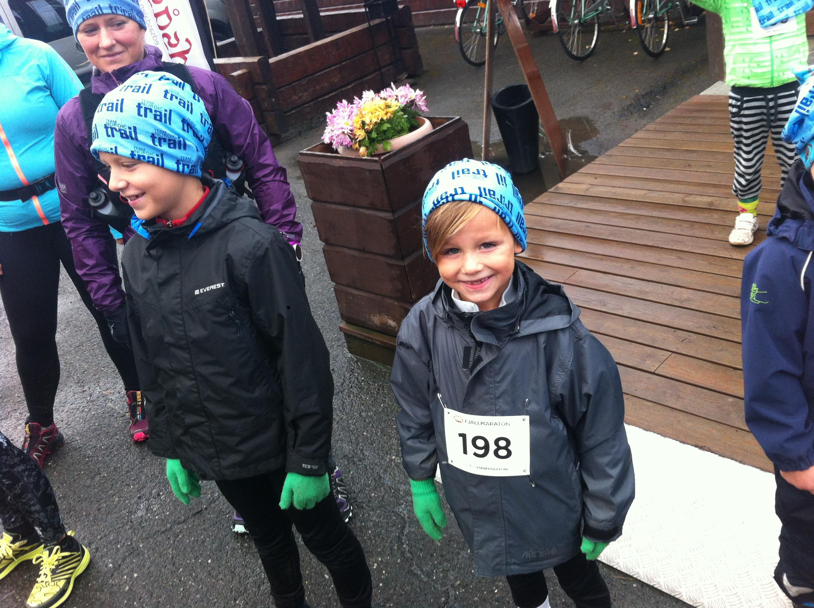 Team Nordic Trail Edsåsdalen TrailKids!