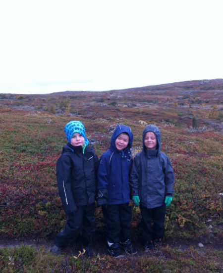 Team Nordic Trail Edsåsdalen TrailKids!