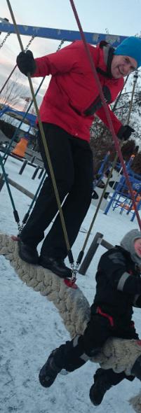 Haglöfs Vandra II Pant Vinter 2