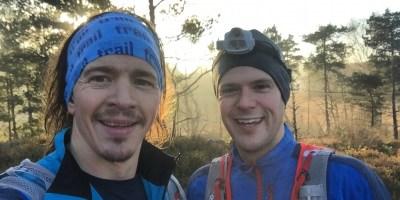 Sandsjöbacka Trail – Ändrade planer…