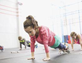 strength training for kids