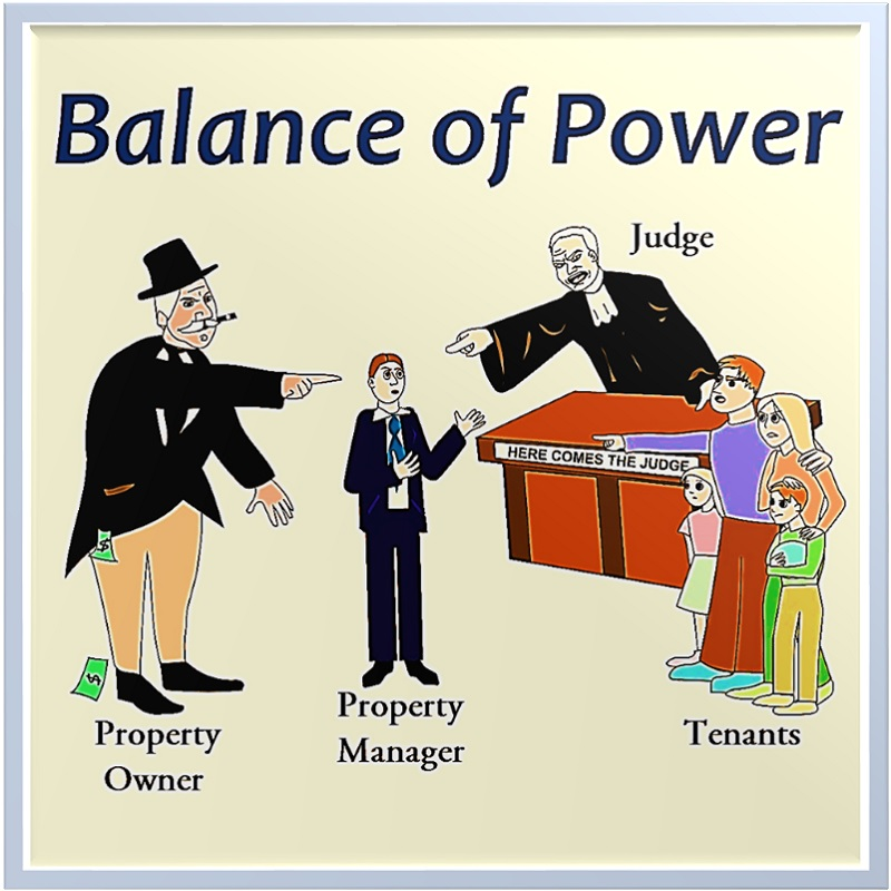 Limiting Litigation by Understanding the Balance of Power in - property management agreements