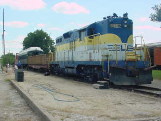 I Rode The Belton Grandview And Kansas City Railroad