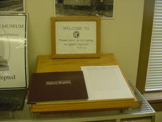 Visitor Register