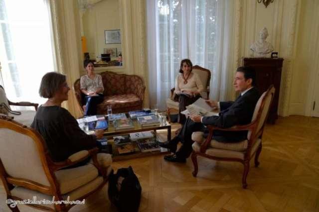 Pierre-Henri Guignard, nouvel ambassadeur de France en Argentine - Chambre De Commerce Franco Argentine