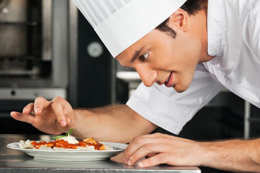 Nos chefs préparent vos menus sur mesure
