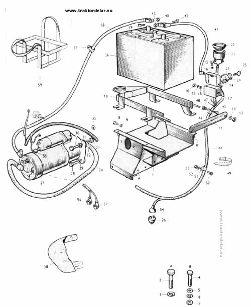 ford 2810 tractor wiring diagram