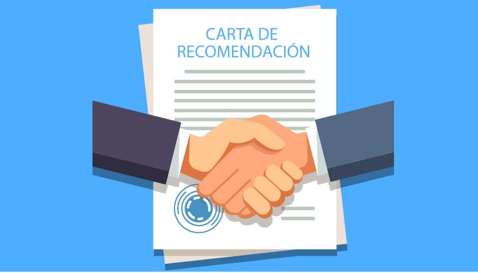 ejemplo de carta de recomendacion personal  modelos y