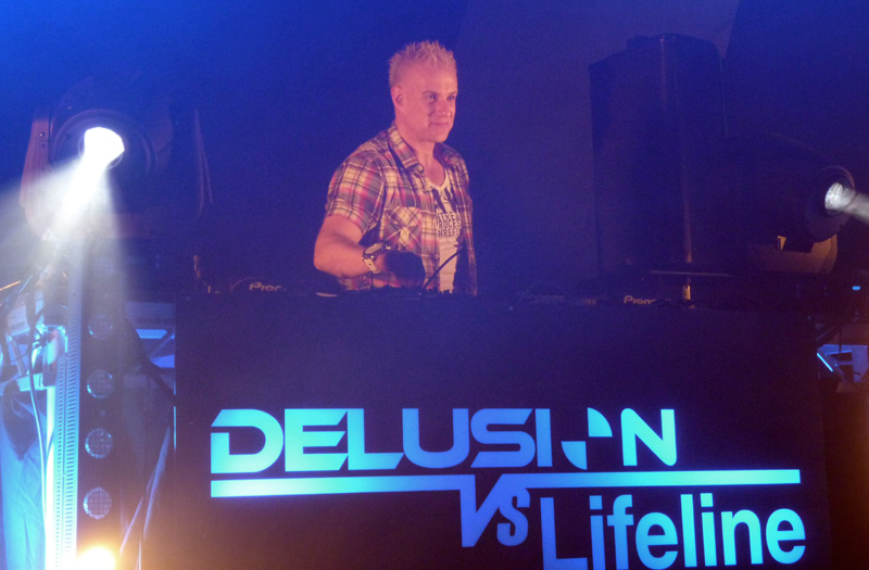 Mark Sherry Live at Together Festival 2014