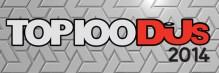 Top 100 DJs 2014