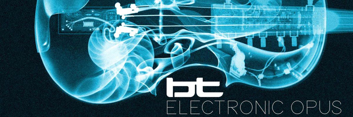 BT Announces 'Electronic Opus' Kickstarter Project