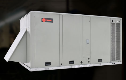 Rooftop Units Precedent 3 to 10 Tons Trane Commercial