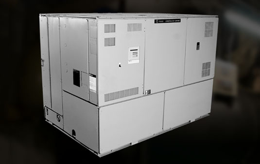 Self-Contained Systems Intellipak Signature 20 to 110 Tons Trane