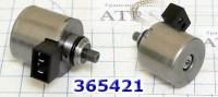 Соленоид шифт, Solenoid shift, A4CF1/A4CF2, (5шт на площадке, без регулятора давления)
