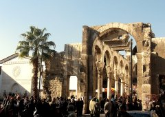 Damascus and the Tariqa (the way by initiation)
