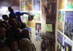 Rwanda after genocide – building peace through art