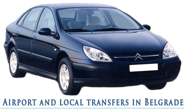Rent a Car with Driver in BelgradeStandard and Luxury