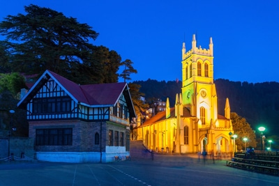 Wallpaper Of Good Night With Quotes Top 15 Places To Visit In Shimla Trans India Travels