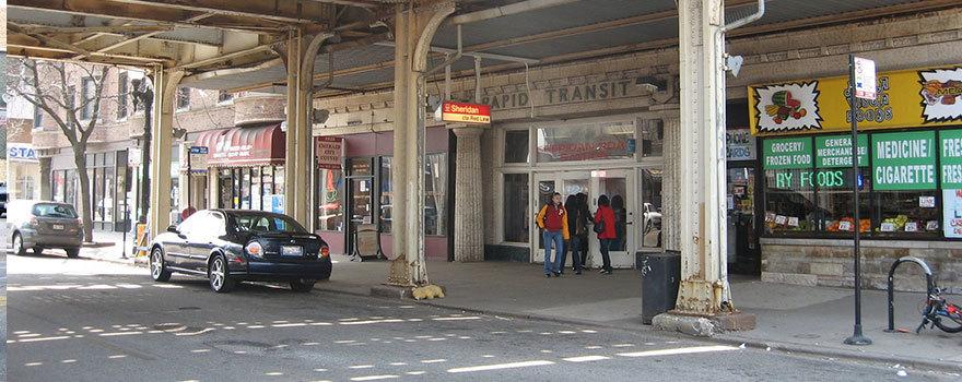 Sheridan Station Information - CTA