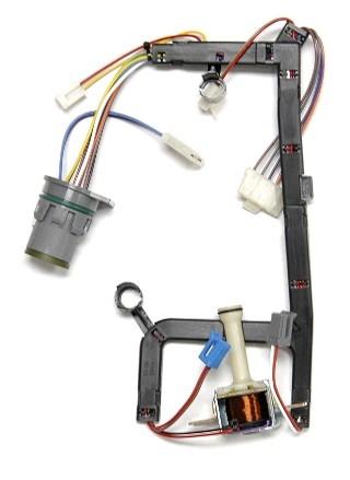 4l60e Transmission Wiring Harness Wiring Schematic Diagram