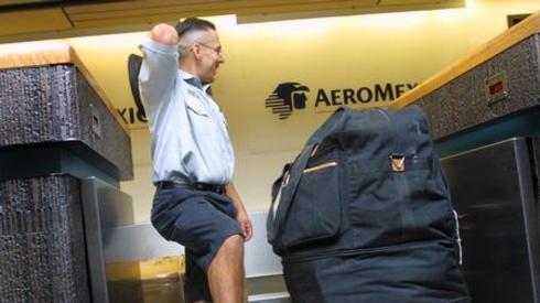 Recibe Aeromexico multa de 323 mil pesos debido a báscula de equipaje