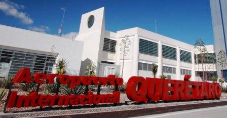 Negocian que Querétaro sea opción alterna al AICM
