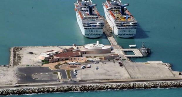 SCT analiza calado en Puerto de Altura