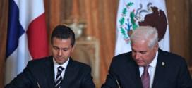 Peña Nieto envía oficio del TLC México-Panamá para ratificación