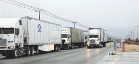 Agilizarán cruces de transporte de carga con nueva certificación