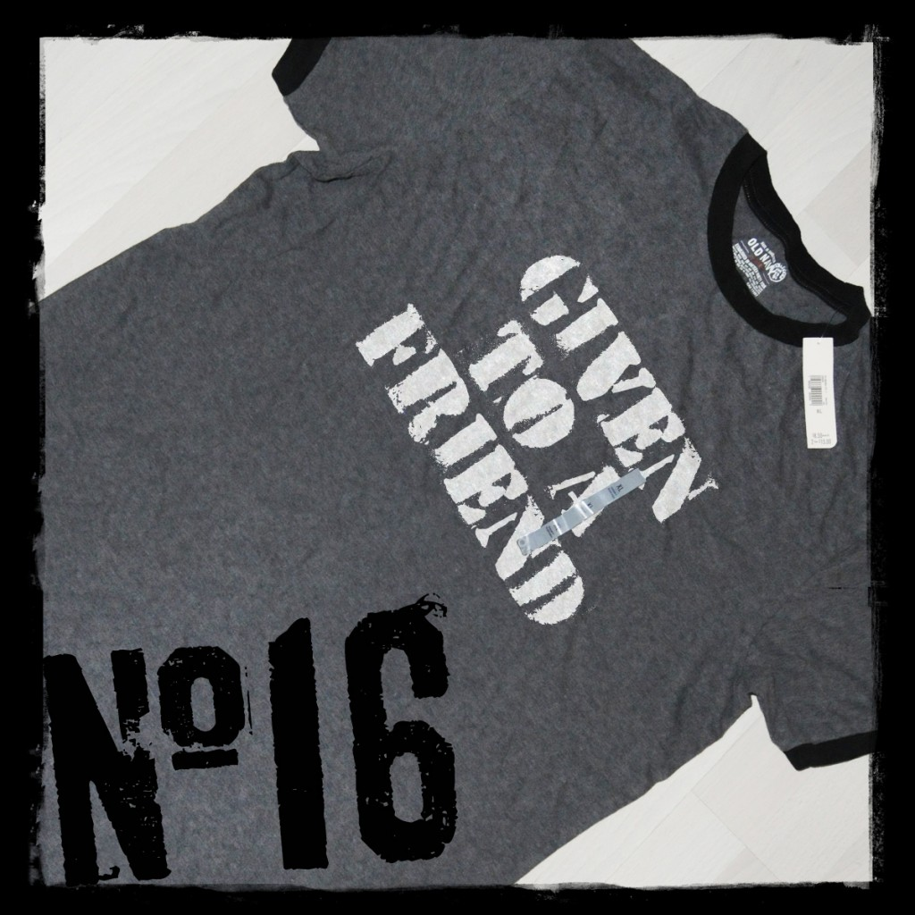 New t shirt with tags minimalist challenge item 16 item brand new with tags men s gray old navy t shirt