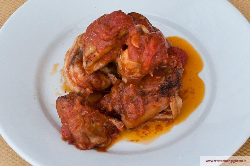 Pollo alla Giglietto
