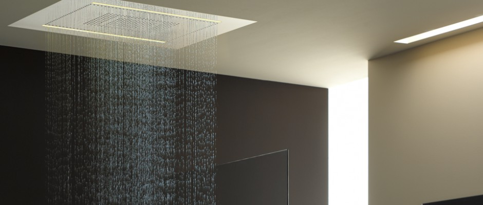 Moderne Badrenovierung Idee Gestaltung - Design