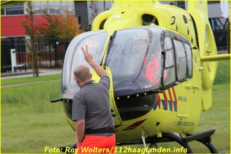 18 Oktober LFL02 Berkel en Rodenrijs Industrieweg