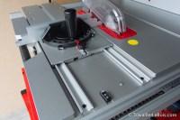 La scie sur table Bosch GTS 10 XC (1re partie - montage)