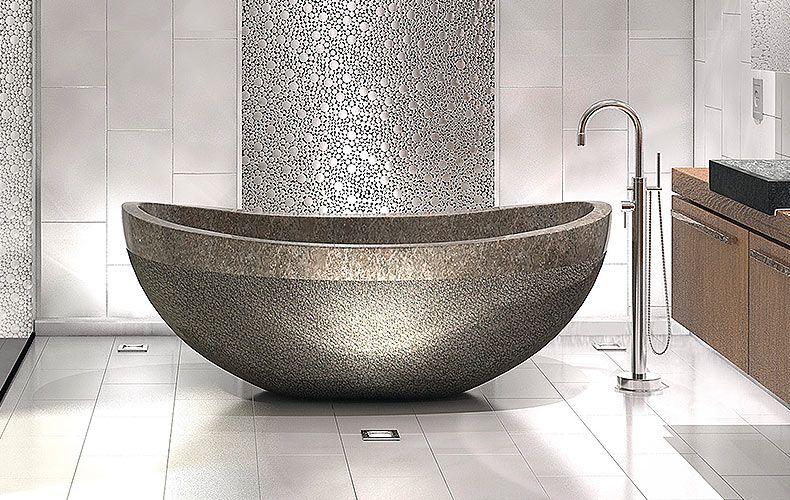 Comment choisir son carrelage de salle de bains ? - Travaux