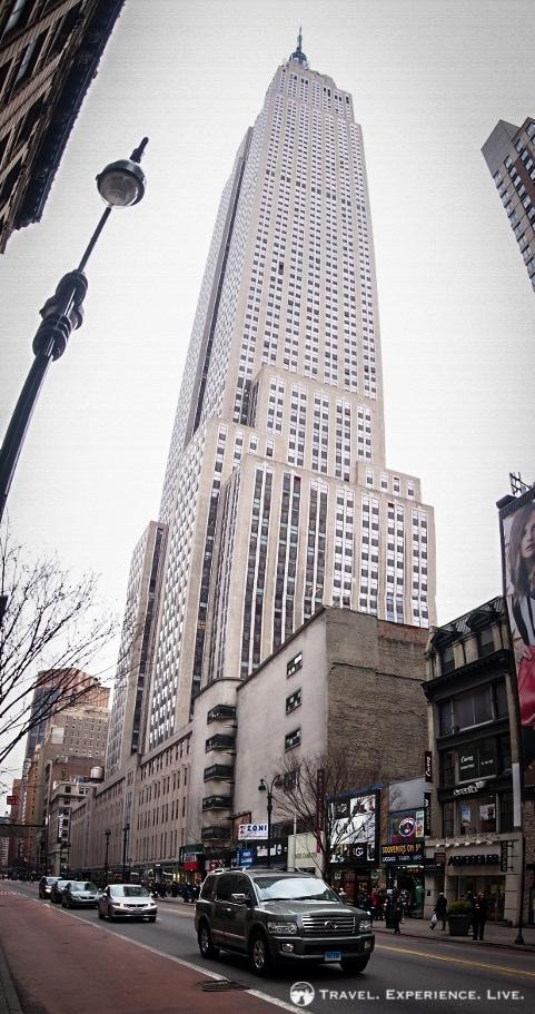 descriptive essay empire state building