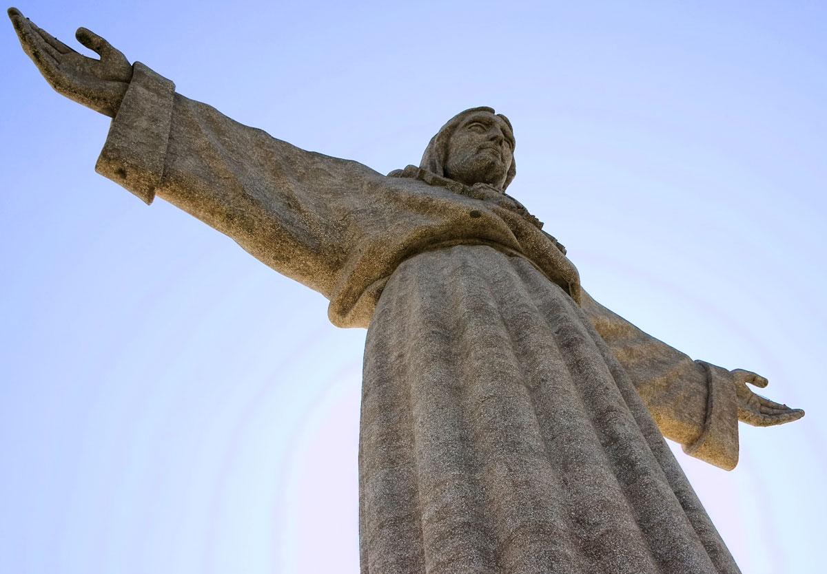 Rio De Janeiro Jesus Statue Hd Wallpaper Cristo Rei Lisbon Monuments Portugal Travel Guide
