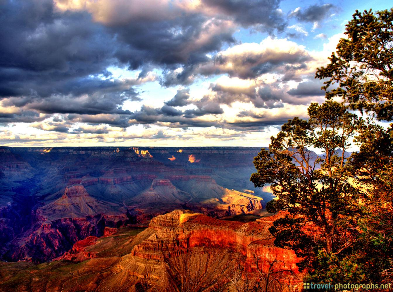Thunderstorm Wallpaper 3d Grand Canyon Photos Hdr Images Of This Spectacular