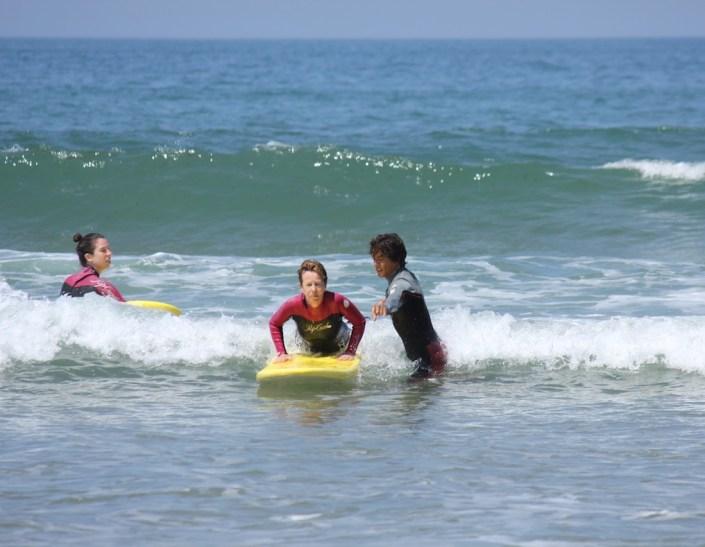 Familien Surfcamp und Surfkurs - Fuerteventura