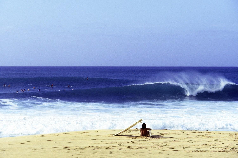 Wellenreiten Frankreich